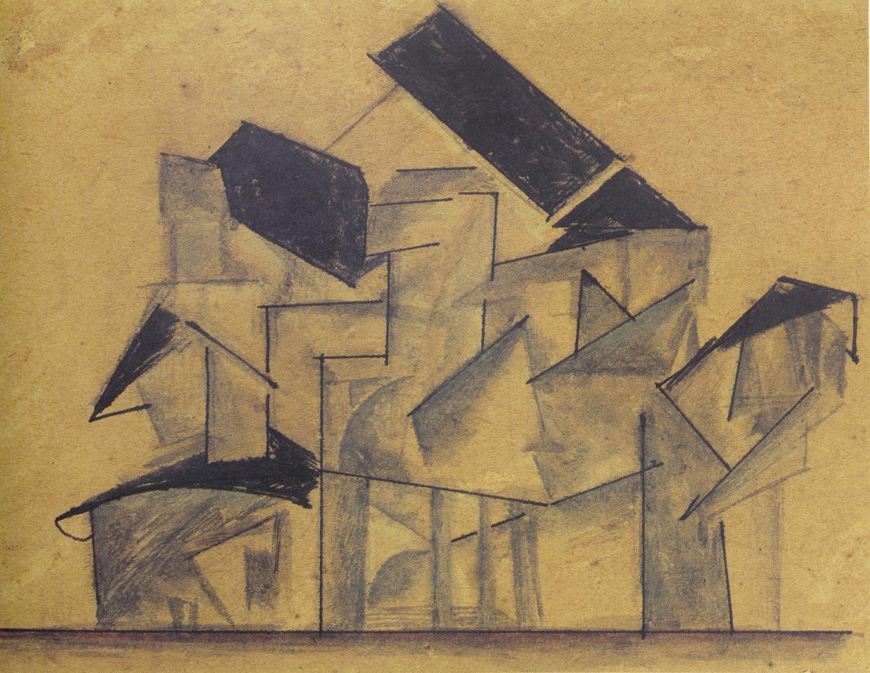Vladimir Krinsky, Communal House
