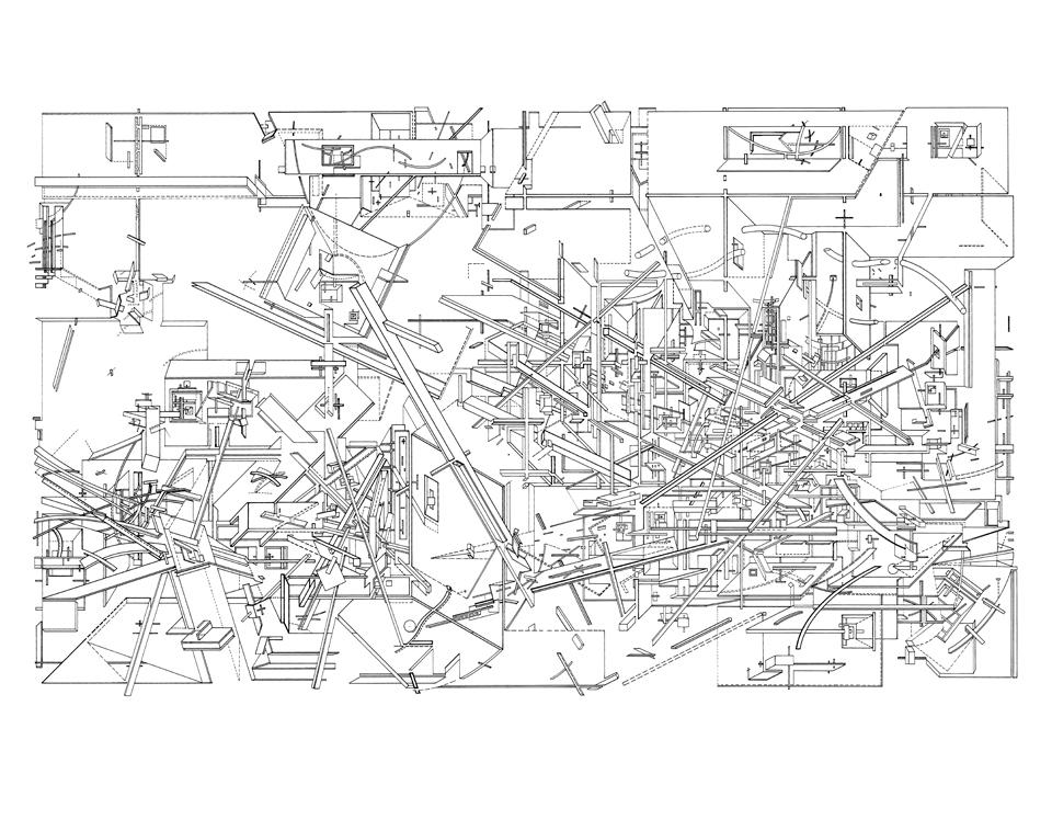 Leakage (c) Daniel Libeskind