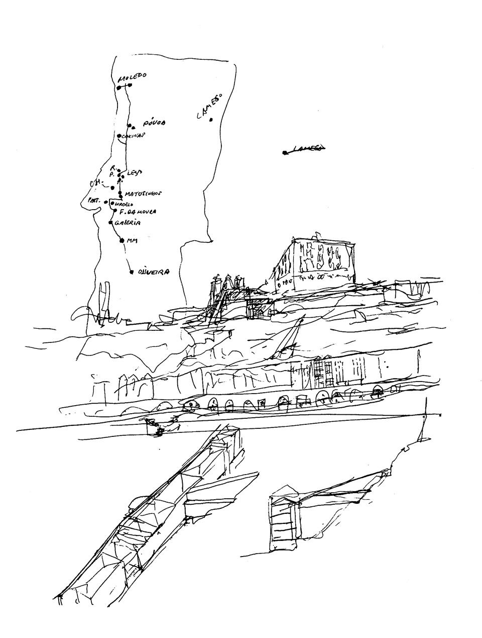 Alvaro Siza, Porto