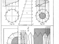 Mechanical drawing- screw