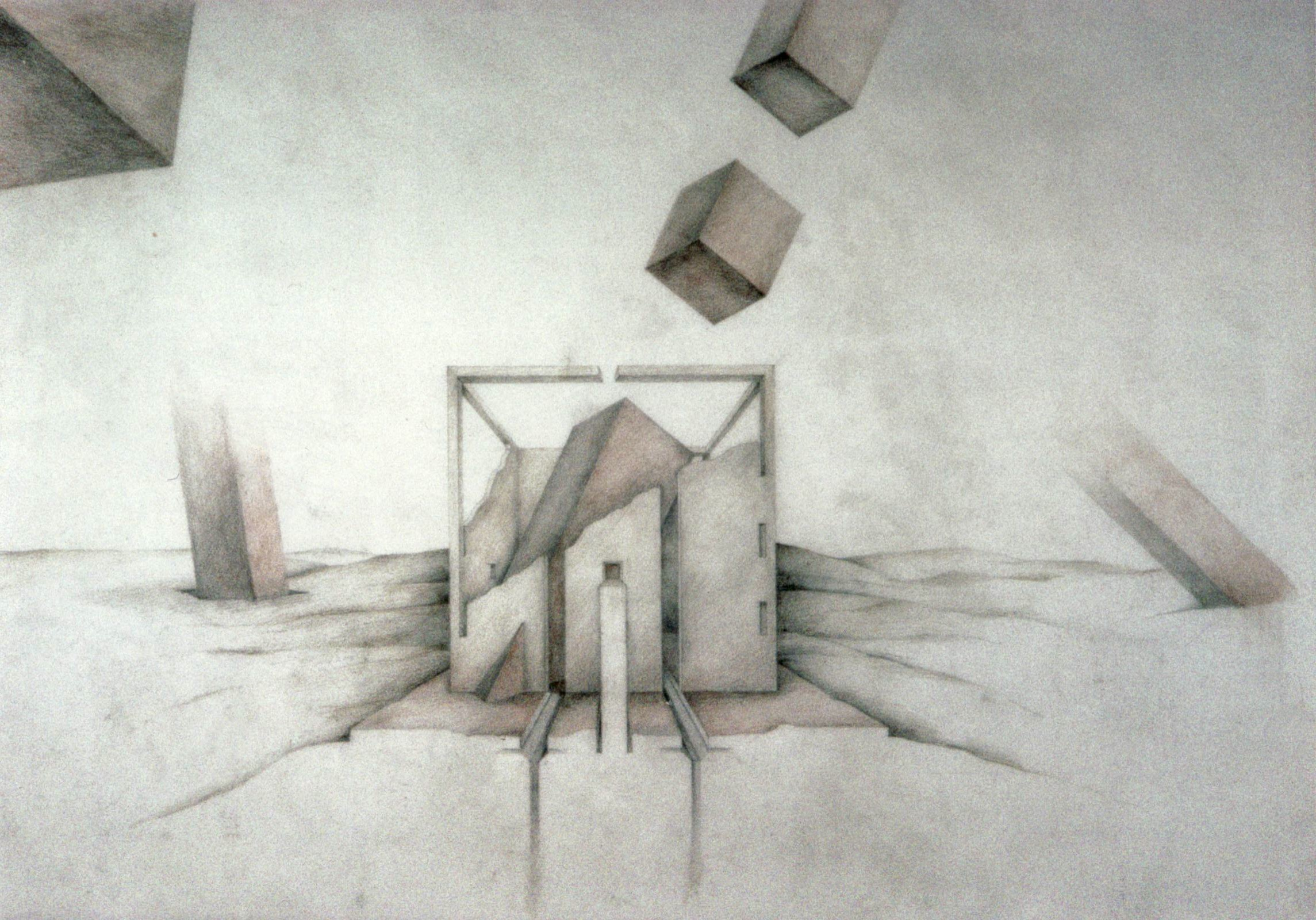 Raimund Abraham, The Last House (1983)