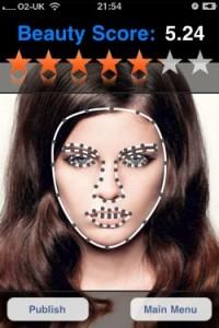 beauty score